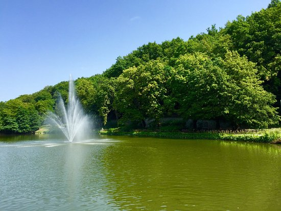 Three Ponds : Maribor city park and the three pond area offers peace and tranquility within the busy city cent