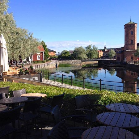 Kopparhatten Cafe & Kok : Sommarmorgon
