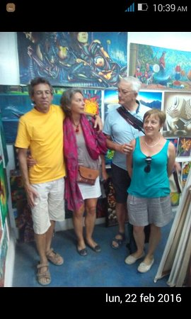 San Juan la Laguna, Guatemala: Galería Imox