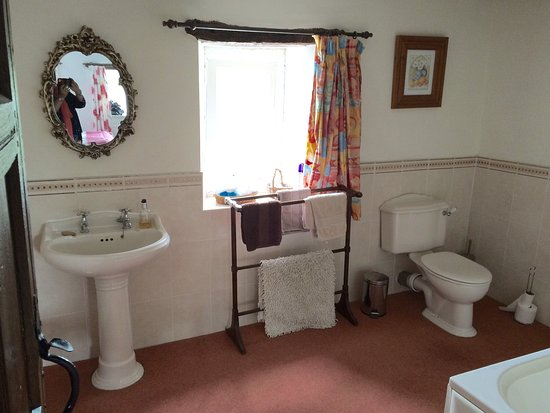 Lupton, UK: Very comfortable B and B