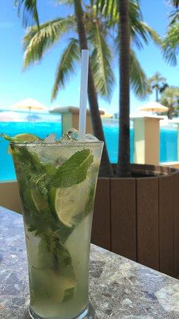 Windsong Resort: Best Mojito I've had!
