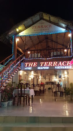The Terrace Restaurant