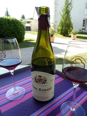 Gilly-les-Citeaux, Frankreich: vin incontournable