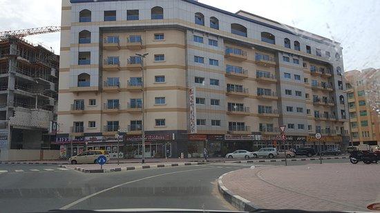 Rose Garden Hotel Apartments Al Barsha Photo