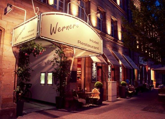 Werners Hotel Restaurant