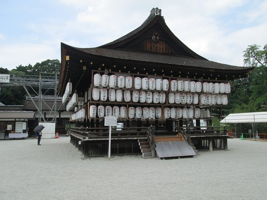 Shimogamo Jinja: If its meaning of each building is understood, a visit becomes more enjoyable.