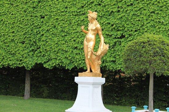 Schwetzingen, Alemania: впечатления от Сад дворца в Шветцинген