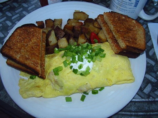 Omelette perfection