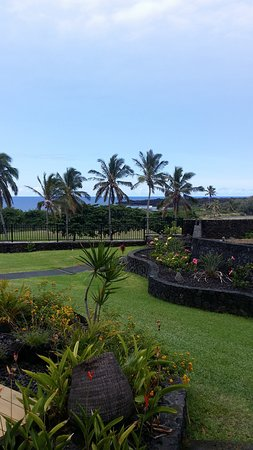 Pahala, HI: View from our room