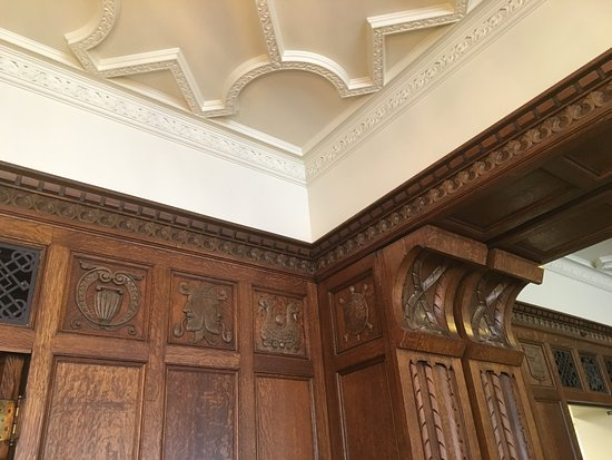 Superb Detail In Smaller Wood Panel Meeting Room Picture Of The Download Free Architecture Designs Scobabritishbridgeorg