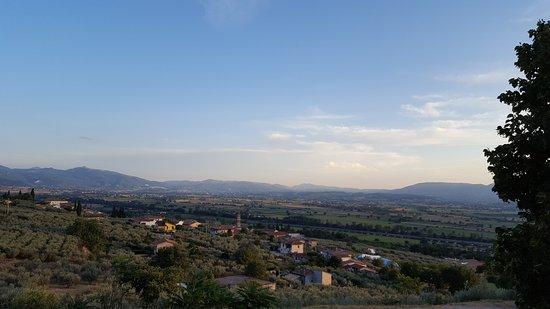 Locanda Castellina: Valle spoletina