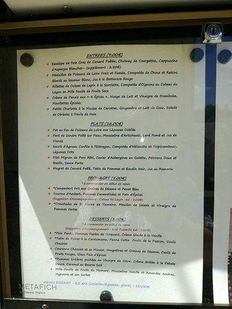 Turquant, França: L'Helianthe