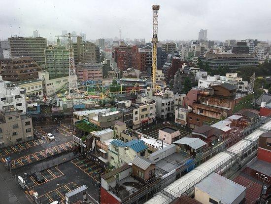 Excellent Hotel Centrally Located in Best Tokyo Neighborhood