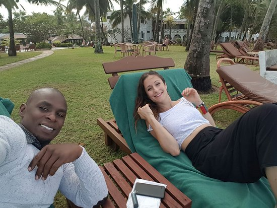 Serena Beach Resort & Spa: The food that fills your whole faces with smiles