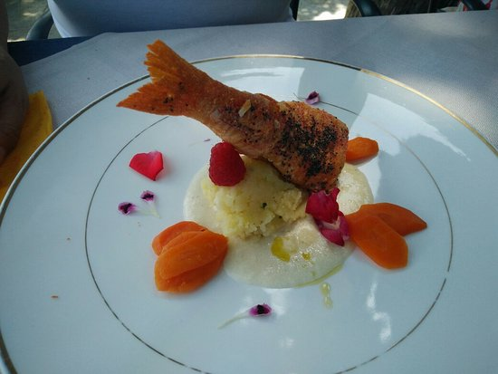 Bogliaco Hotel: You must try this incredible food! Beautiful and delicious ;)