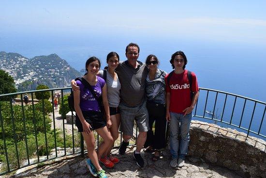 Tours of Capri : Rabideau Bodes in Capri