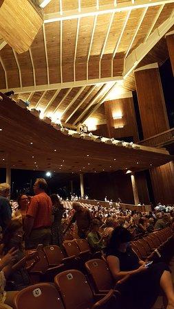 Βιέννη, Βιρτζίνια: Plenty of great seats.