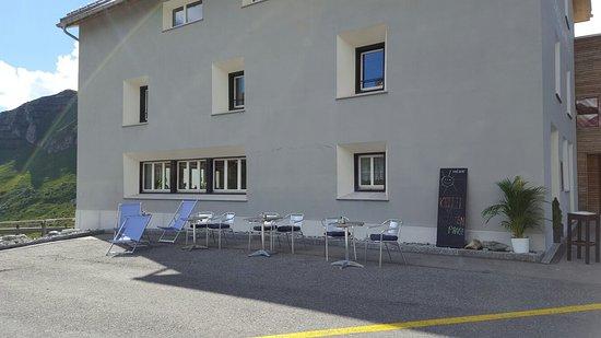 Bivio, Suiza: Ospizio la Veduta