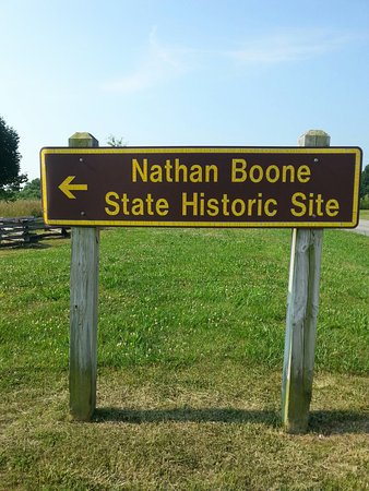 Nathan Boone Homestead State Historic Site: 20160612_092200_large.jpg