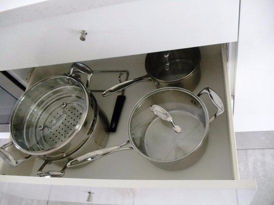 Peregian Beach, Australia: kitchen amenities