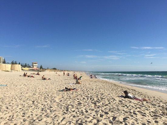 Scarborough, ออสเตรเลีย: Summer