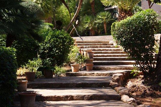 Bunyola, Spanien: parcours intérieur
