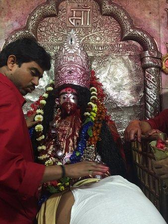 Tarapith, India: Maa Kali