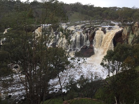 Hamilton, Australia: Nigretta Falls 24th July 2016