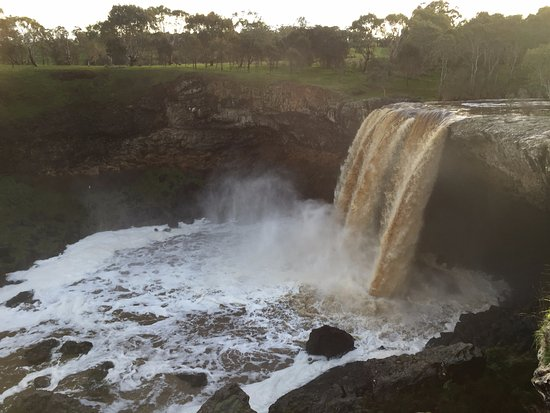 Hamilton, Australia: Wannon Falls 24th July 2016