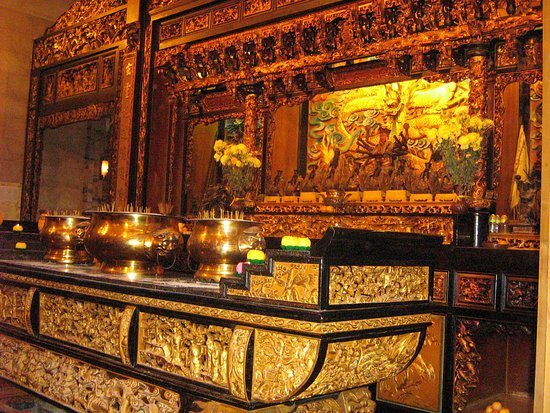 Butterworth, Malaisie : The main altar