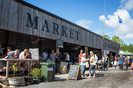 Kerikeri, Νέα Ζηλανδία: The Old Packhouse Market