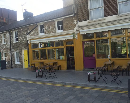 Photo of Coffee Shop The Broca at 4 Coulgate St, Brockley SE4 2RW, United Kingdom