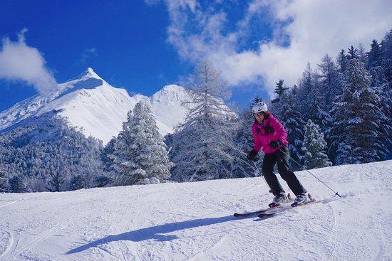 Горнолыжный курорт Ла-Норма, Франция: Ski à La Norma