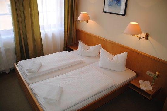 Kamenz, Allemagne : Standard-Doppelbettzimmer