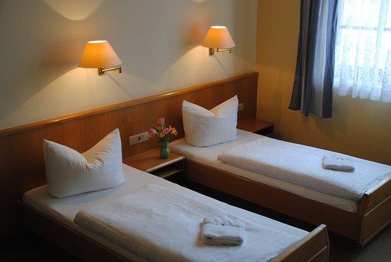 Kamenz, Allemagne : Standard-Zweibettzimmer