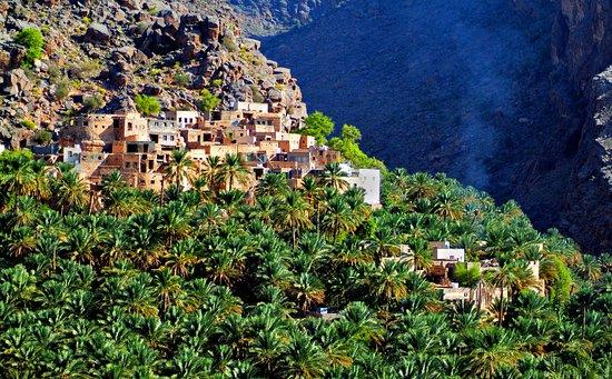 Oman: Misfat al Abreyeen