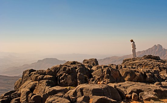 Oman: Jebel Shams