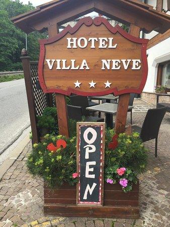 panorama dei monti di cortina foto di hotel meubl villa