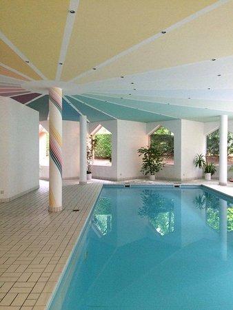 Hotel Meyer: Piscine