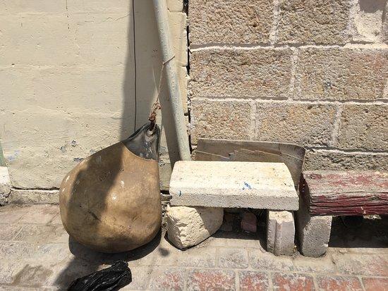 Marsaxlokk, Malta: Random Photo of float