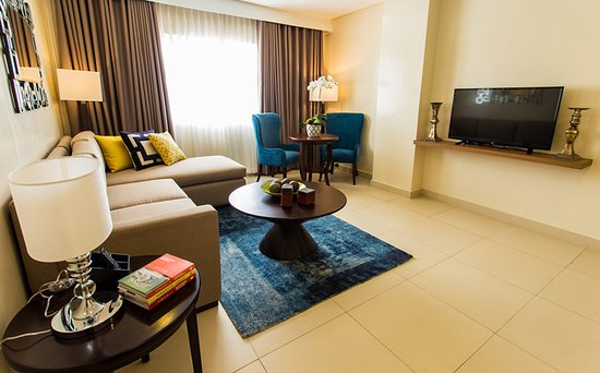 Clark Freeport Zone, Filippinerne: Executive Suite Receiving area