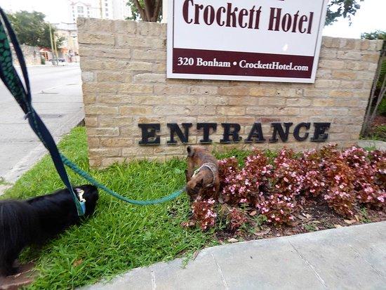 Crockett Hotel Imagem