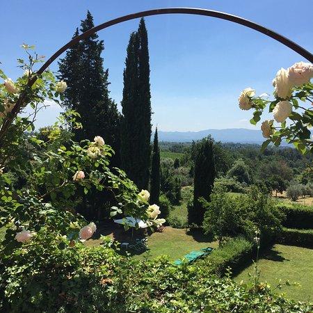 Reggello, Italia: Сказочно красивый отель