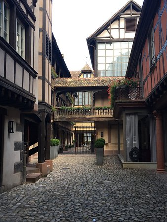 Hotel Cour du Corbeau Strasbourg - MGallery Collection: photo0.jpg
