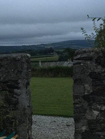 Wonwood Barton B and B: The view