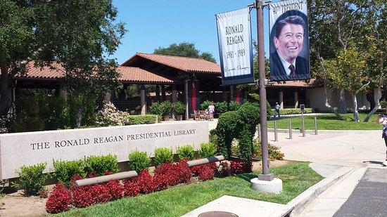Simi Valley, CA: Ronald Reagan Library