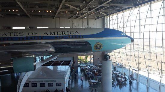Simi Valley, CA: Actual Air Force One