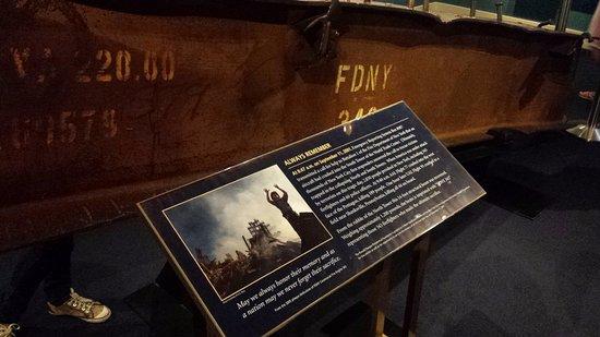 Simi Valley, CA: 9 / 11 exhibit