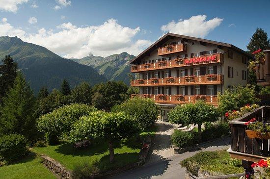 Alpenruhe Kulm Hotel Photo