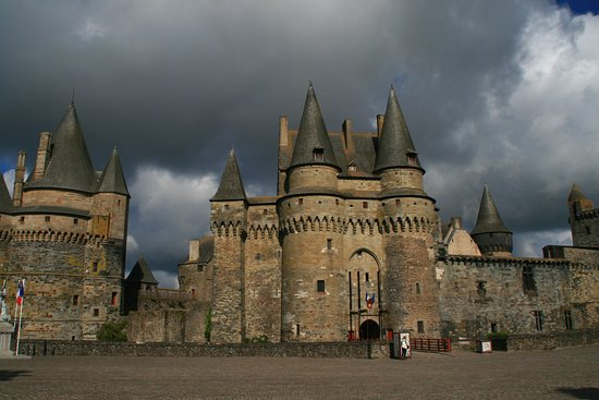 Vitre, Frankrike: Castello di Vitré